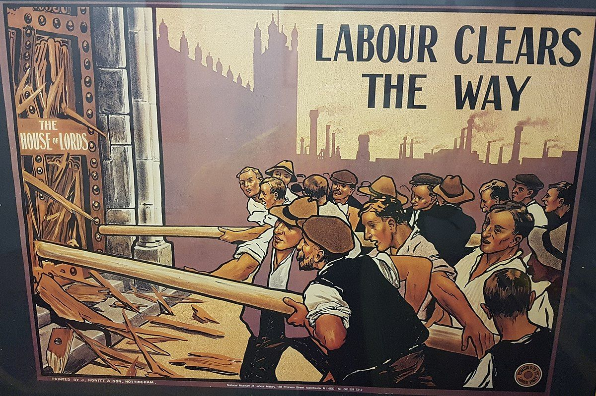Sentenced to Hard Labour: A Commentary on the Labour Party, Reformism & Revolution